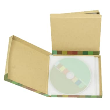 CD and dvd storage boxes
